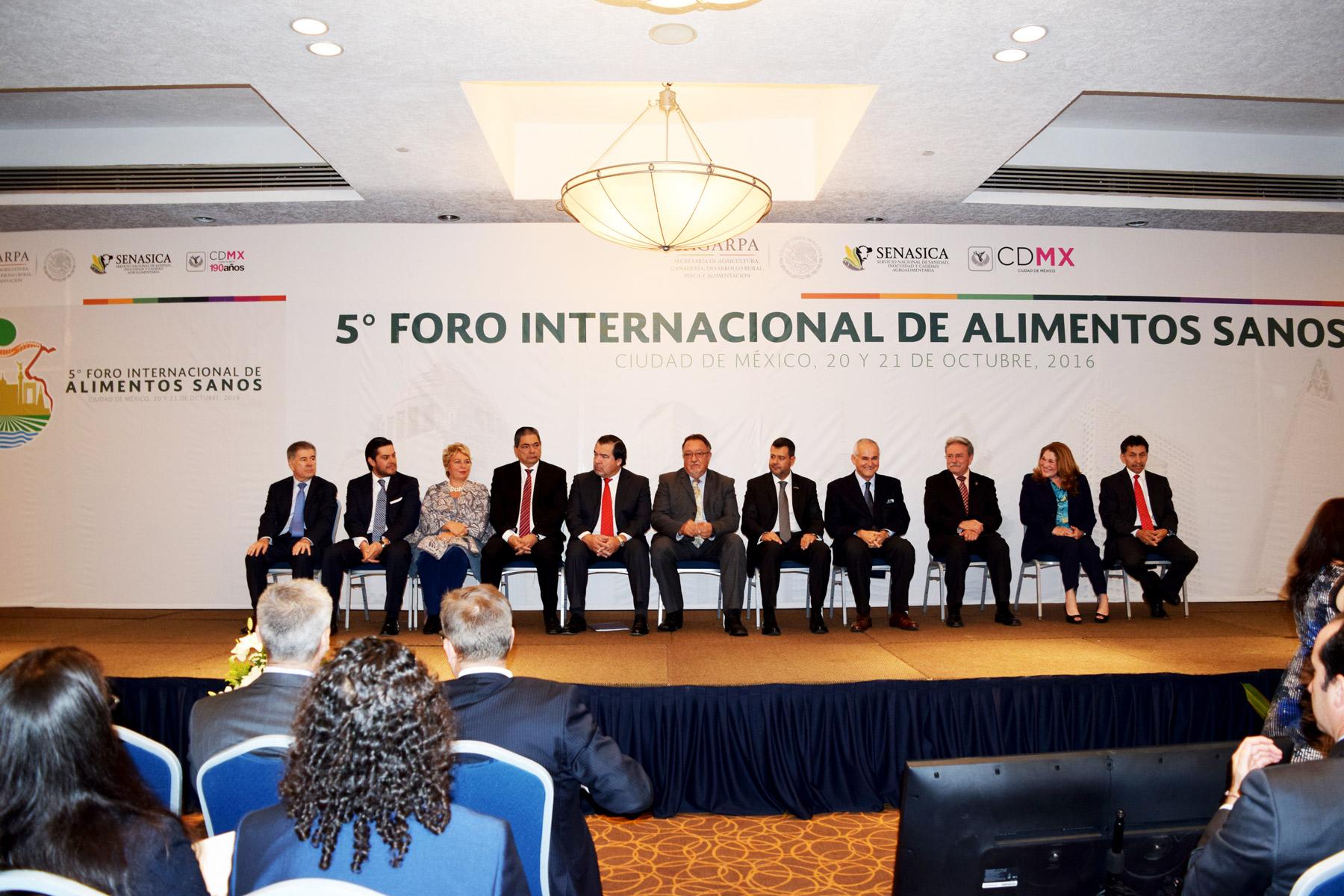 5 foro internacional de alimentos sanos servicio for Oficina nacional de fiscalidad internacional