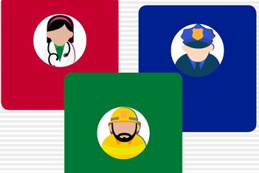 9-1-1 atiende incidentes médicos, de seguridad y protección civil