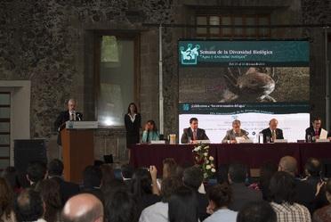 Carlos Enrique Galindo Leal, Director General de Comunicación de la Ciencia en CONABIO.