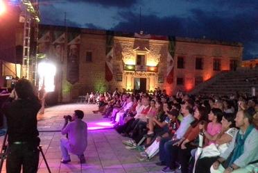 """Concierto """"El llamado"""" en Oaxaca de Juárez cantos y cuentos por nuestra naturaleza."""