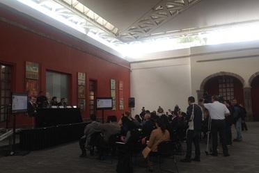 """Conferencia de prensa """"Resultados del Barómetro de la Biodiversidad en México""""."""