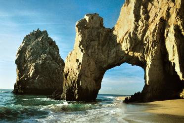 Arco de Los Cabos, símbolo emblemático de Los Cabos