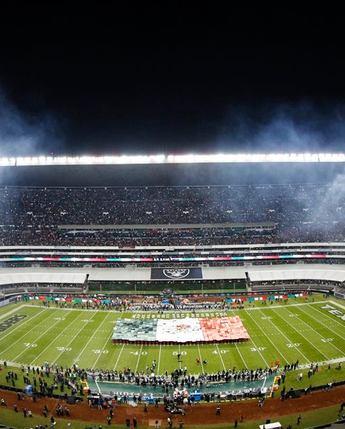 Así se vivió el regreso de la NFL en México