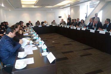 Grupo Técnico de Planeación y Desarrollo Turístico, segunda sesion 2016