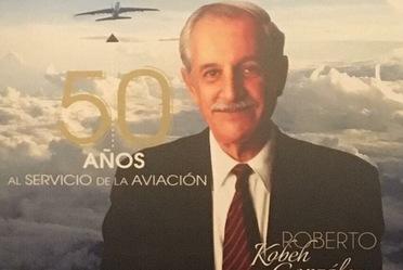 Timbre Postal Ing. Roberto Kobeh González