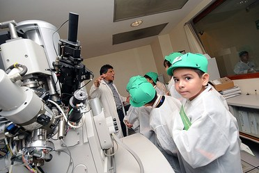 Programa de visitas guiadas del IMP para escuelas primarias