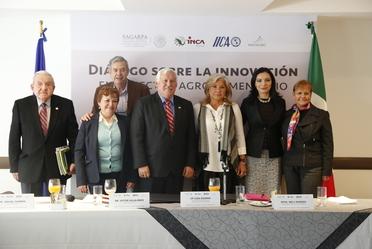 Directora General encabeza Diálogo sobre la Innovación en el Sector Agroalimentario Red INNOVAGRO