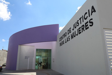 Actualmente hay 31 Centros de Justicia para las Mujeres en 23 entidades federativas