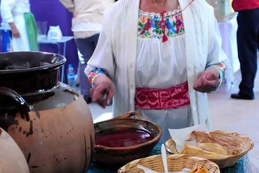 XXV Feria del Tamal en el Museo Nacional de Culturas Populares