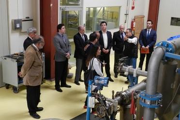 Reunión de Directivos para hablar sobre la experiencia del CENAM en el Sector Energético y como ésta puede incidir para impulsar el Contenido Nacional de dicho sector
