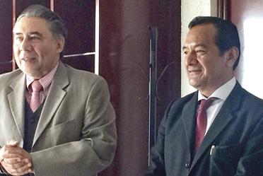 Toma posesión Juan Gregorio Regino como nuevo Director General del INALI.