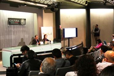 """Anuncian actividades del DILM y portal """"La Constitución Mexicana en tu Lengua"""""""