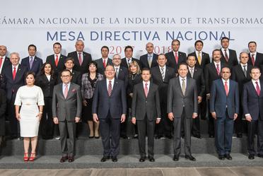 Convención Nacional de Delegaciones, Sectores y Ramas de la Cámara Nacional de la Industria de la Transformación