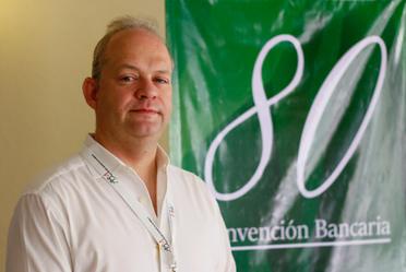 El Director General de Banobras, Alfredo Vara Alonso, acudió a la 80 Convención Bancaria que se llevó a cabo en Acapulco, Guerrero