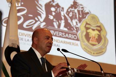 """CNS reconoce a la División de Gendarmería de Policía Federal en su 3er Aniversario: """"Logros y Prospectiva"""""""