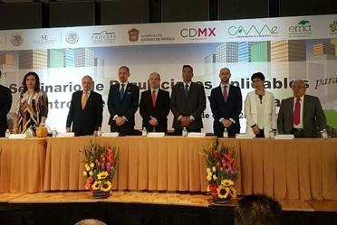 Se lleva a cabo 1er Seminario sobre regulaciones aplicables para centros de verificación vehicular,  en la Cd. de México. Participa personal de CENAM, PROFEPA, SEMARNAT, DGN, EMA, CAME y SISMENEC.