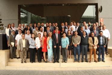 Reunión Nacional 2017 con los Responsables Únicos de Distribución
