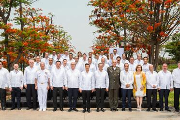 52 Reunión Ordinaria de la Conferencia Nacional de Gobernadores