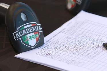 Cuarto Selectivo Academia CONADE de Béisbol Hermosillo primer día.