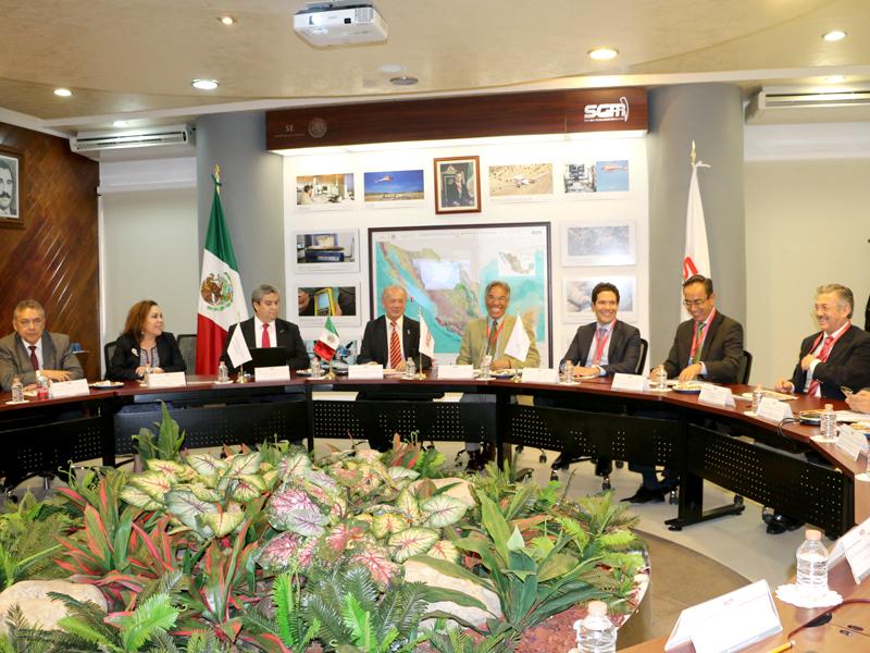 El SGM y SEDATU suscriben convenio de cooperación
