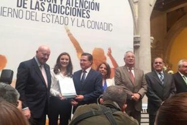 En Durango, trabajo conjunto de los tres niveles de gobierno contra adicciones