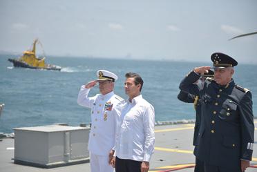 Día de la Marina Nacional.