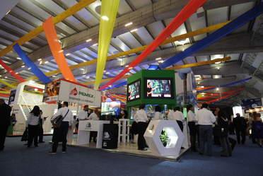El IMP presente en el Congreso Mexicano del Petróleo.