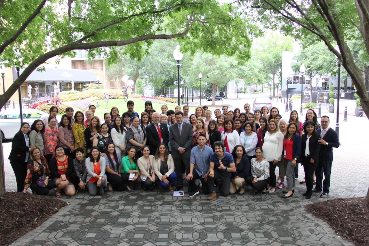 Jornada Informativa Del Ime Ventanillas De Salud Instituto De Los Mexicanos En El Exterior