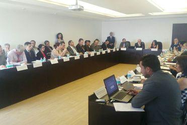 Primera Sesión Grupo Técnico de Planeación y Desarrollo Turístico 2017