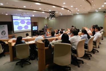 El pasado 6 de julio de 2017, el CENAM fue sede de la reunión del Grupo Estratégico Regional de Querétaro (GER Querétaro) coordinado por la Entidad Mexicana de Acreditación A. C. (EMA).