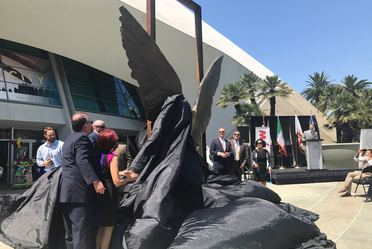 Consulmex Santa Ana trae la exhibición 'Wings of the City' a Anaheim