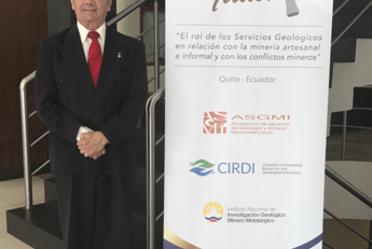 El Servicio Geológico Mexicano Participa en Taller de Minería Artesanal en Ecuador