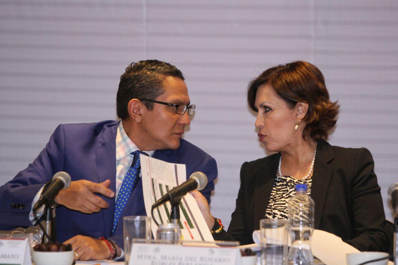 Sesión Ordinaria CLXXXIII del Comité Técnico y de Distribución de Fondos del FONHAPO.