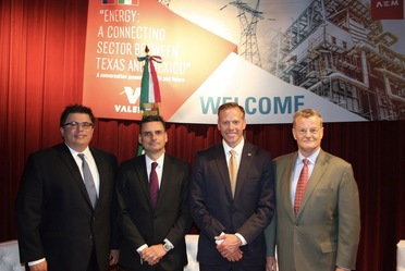 Energy Connecting Sector Between Texas and México