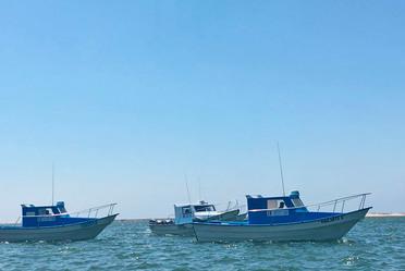 El Gobernador Carlos Mendoza Davis manifestó el apoyo de SAGARPA y CONAPESCA hacia el sector pesquero de BCS.