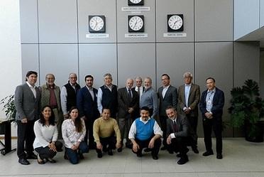 El pasado 13 de septiembre de 2017, el Centro Nacional de Metrología fue sede del Taller del Coloquio de la Academia de Ingeniería de México