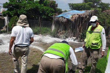 COFEPRIS refuerza acciones sanitarias en Chiapas y Oaxaca con brigadas sanitarias