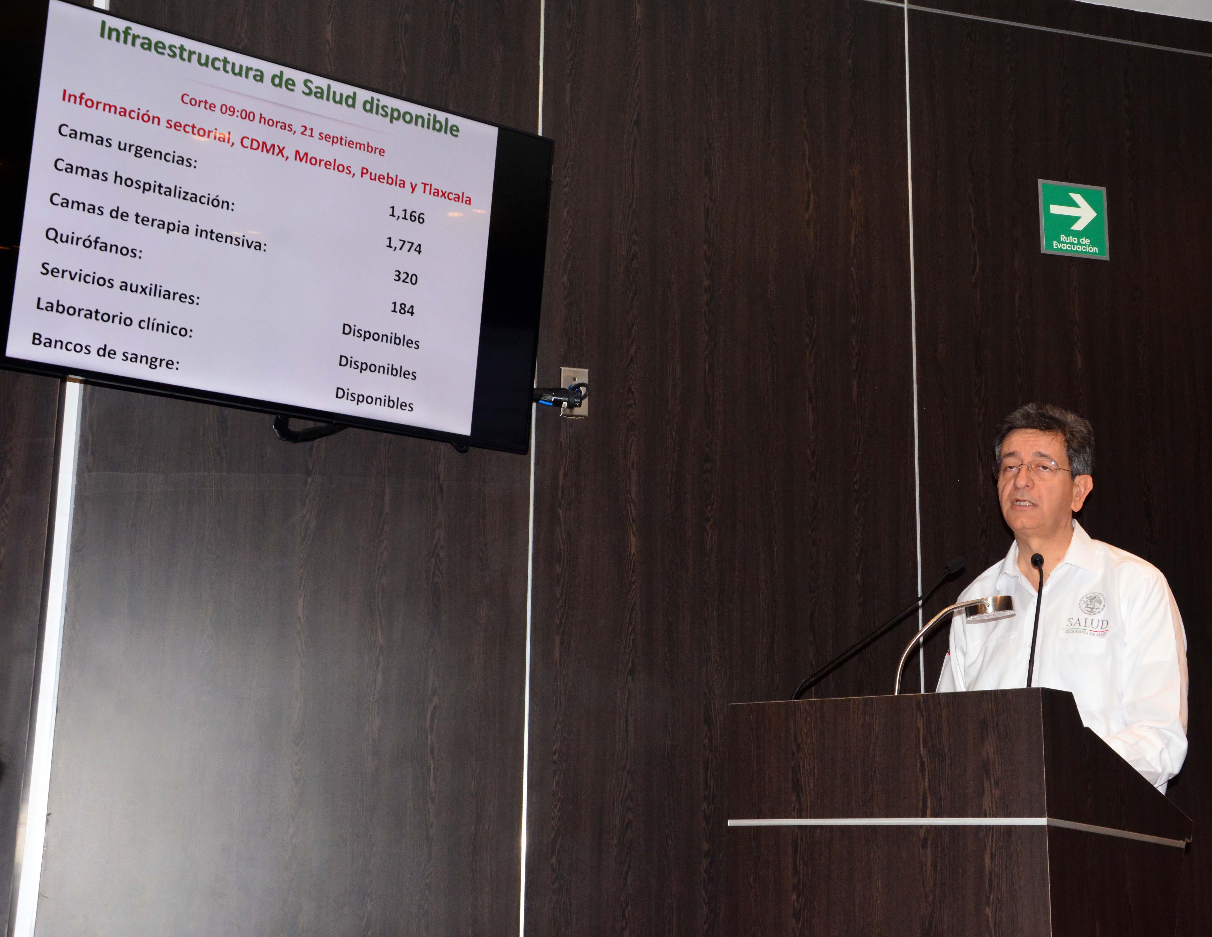 Dr. Pablo Kuri Morales.