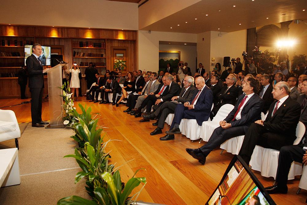 Ceremonia conmemorativa de los 25 años del Sistema de Centros Públicos de Investigación del Conacyt