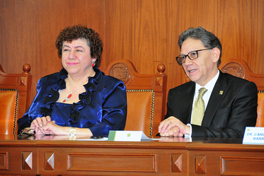 Firma de Convenio General de Colaboración entre el ININ y la UAEM