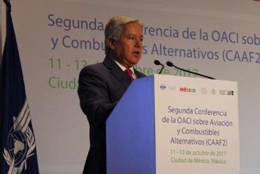 Segunda Conferencia de la OACI sobre Aviación y Combustibles Alternativos