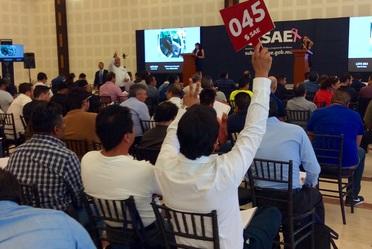 Novena subasta a martillo 2017 del SAE en la ciudad de Guadalajara, Jalisco