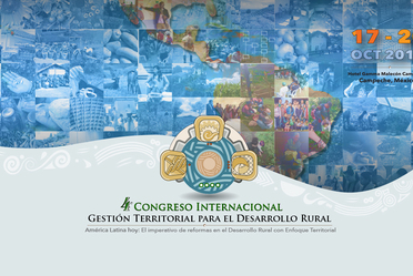 4° Congreso Internacional Gestión Territorial para el Desarrollo Rural
