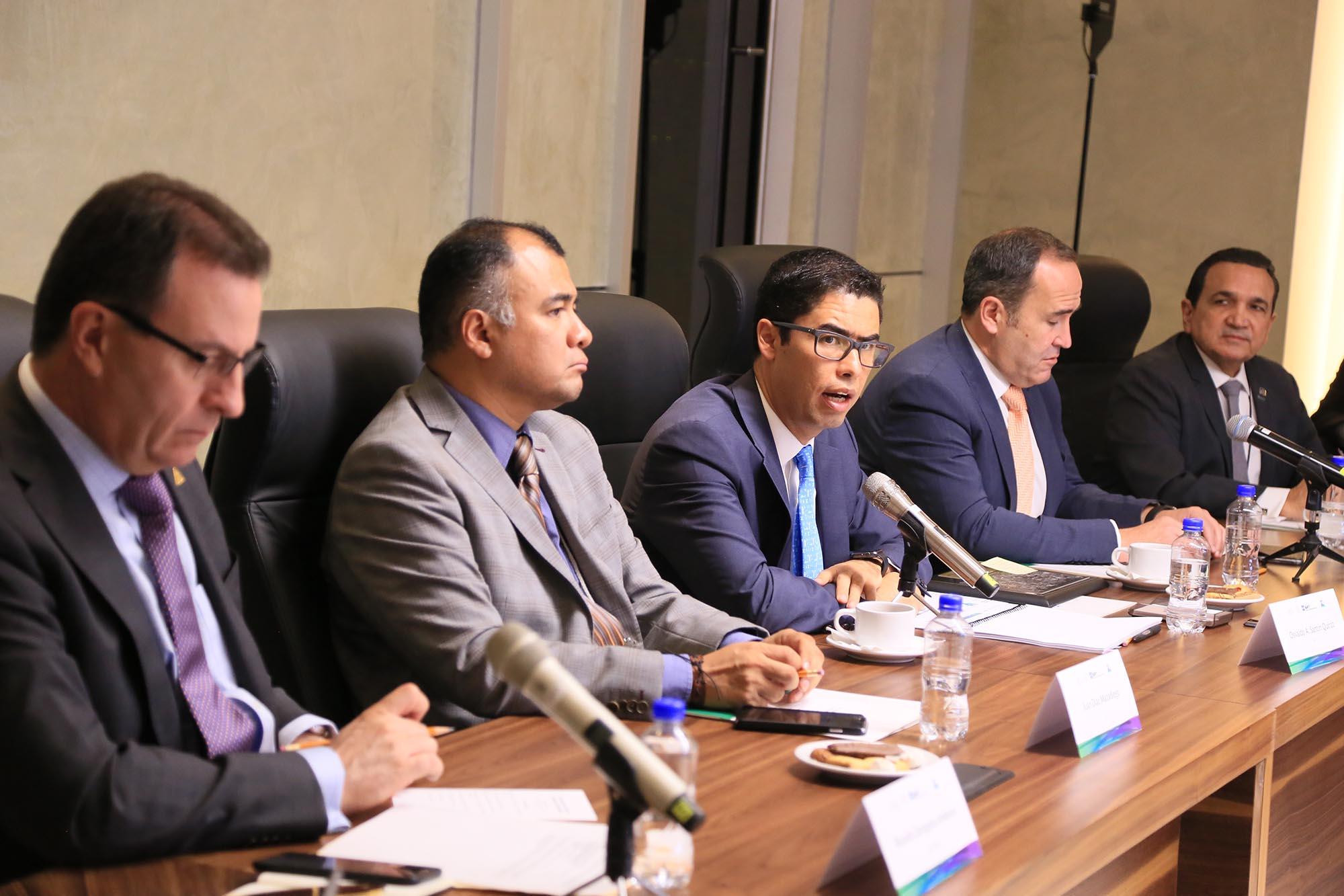 Presentan resultados en Mesa de Combate a la Ilegalidad