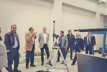Visitan personalidades de General Electric instalaciones del CENAM, para mostrar algunas capacidades e infraestructura relacionadas con la metrología con el fin de identificar líneas de colaboración entre sí.