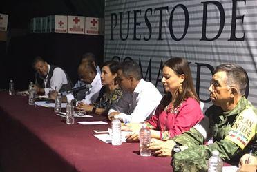 Intervención de la titular de la SEDATU durante la conferencia de prensa
