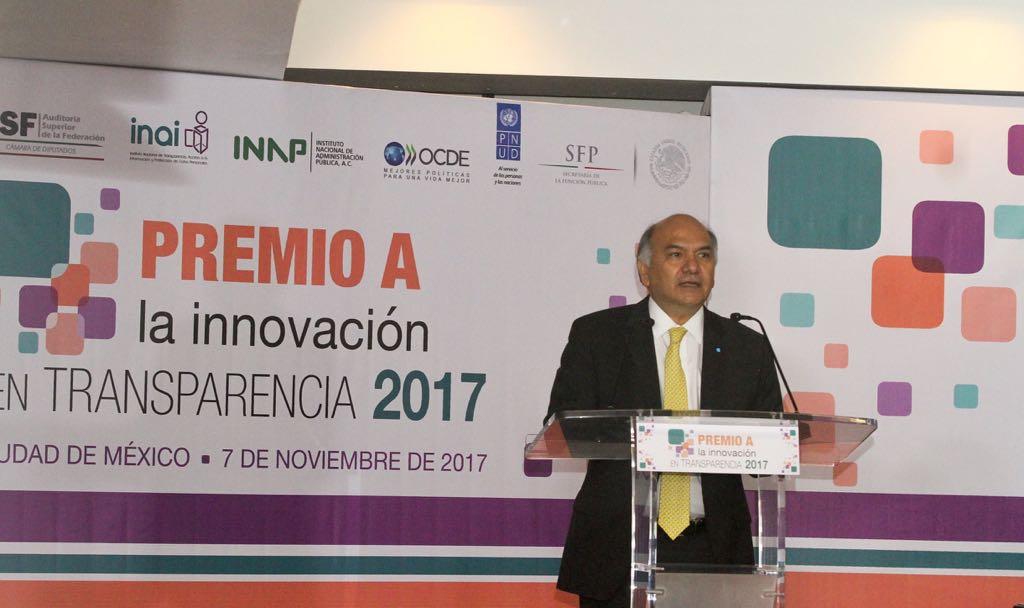 Intervención del director en jefe del RAN, Froylán Hernández Lara, en representación de la titular de la SEDATU
