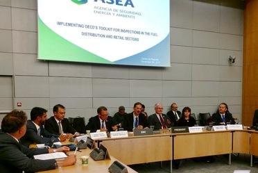 ASEA presenta estrategias de inspección para el sector hidrocarburos mexicano