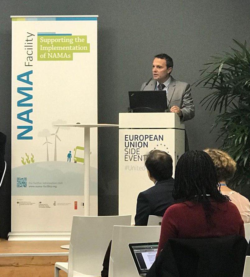 Participación en la COP23 - Bonn, Alemania