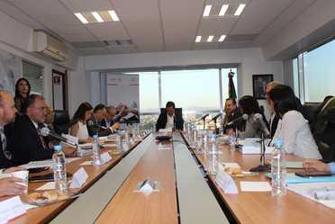 Tercera Sesión Ordinaria de la Junta de Gobierno